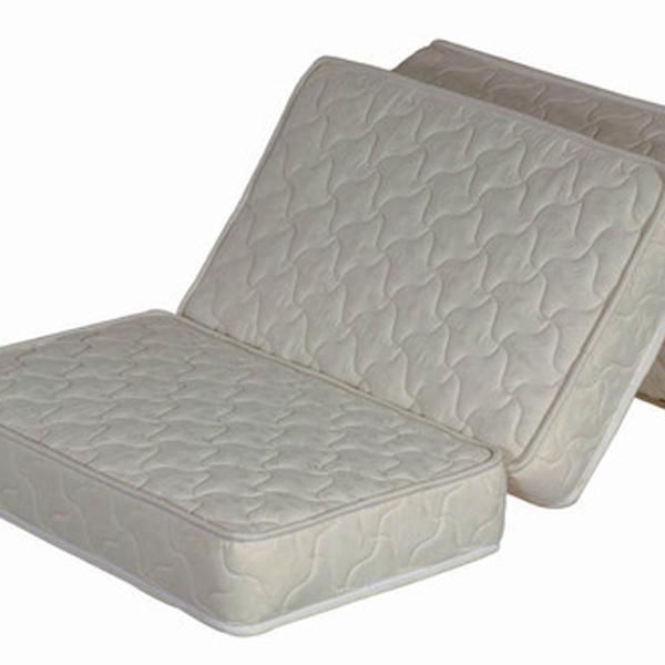 Folding-mattress